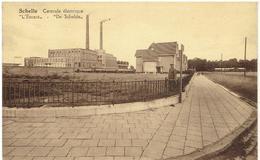 SCHELLE - Centrale électrique '' L' Escaut ''- '' De Schelde '' - Schelle