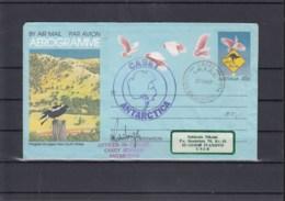 AAT (KA) Michel Cat.No. Cover (78) - Territoire Antarctique Australien (AAT)