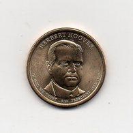 Stati Uniti - 2014 - 1 Dollaro - Herbert Hoover (31° Presidente 1929 -1933) - Vedi Foto - (MW1964) - 2007-…: Presidents