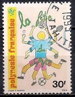 French Polynesia 1993 - Sports Festival - Polynésie Française
