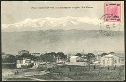 Lettre CRETE. Bureaux Autrichiens. No 2, Sur CP De La Canée 27 Août 1904, Pour Orléans. - TB - Crete