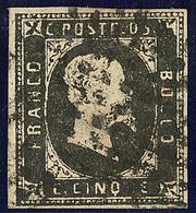 Sardaigne. No 1, Réparé, TB D'aspect - Sardegna