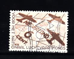 Nederland 1935 Nvph Nr 278, Mi Nr 286; Luchtvaartfondszegel, Vliegtuig, Airplane - Periode 1891-1948 (Wilhelmina)