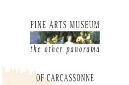 Fine Art Museum Carcassonne - Brochure - Exposition Permanente Du Musée Des Beaux-arts - Art