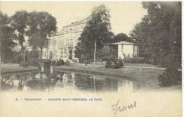 8.- TIRLEMONT - Société Saint-Georges, Le Parc - Phot. Bertels - Tienen