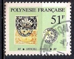 French Polynesia 1994 - On Service, Postal History - Polynésie Française