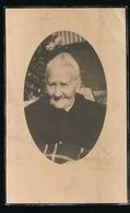 SERAPHINE DE SMET    OOSTERZELE     1849    GENT 1937   2 AFBEELDINGEN - Décès