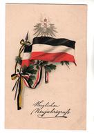 + 2330, Feldpost, Patriotika, - War 1914-18