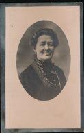 ELISABETH GABRIELS    DENDERMONDE      1848    GENT 1924   2 AFBEELDINGEN - Décès