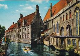 BRUGGE (BRUGES). Hôpital Saint-Jean - Brugge