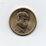 Stati Uniti - 2014 - 1 Dollaro - Calvin Coolidge - (30° Presidente 1923 -1929) - Vedi Foto - (MW1966) - 2007-…: Presidents