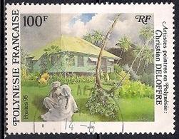 French Polynesia 1995 - Artists In Polynesia - French Polynesia