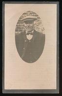 HENRICUS PIESSCHAERT   AARSELE     1860    NEVELE 1918   2 AFBEELDINGEN - Décès