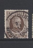 COB 196 Oblitéré ST-GILLES - 1922-1927 Houyoux