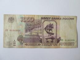 Russia 1000 Rubles 1995 - Russie