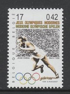 TIMBRE NEUF DE BELGIQUE - LES JEUX OLYMPIQUES MODERNES N° Y&T 2865 - Olympische Spiele