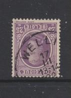 COB 197 Oblitéré WELLIN - 1922-1927 Houyoux