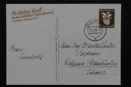 ALLEMAGNE - Entier Postal Du Carnaval De Kölner En 1939 - L 20885 - Briefe U. Dokumente