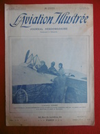 L AVIATION ILLUSTREE AVIATEUR VIDART MONOPLAN DEPERDUSSIN A MONTCORNET CONCOURS MILITAIRE A BETHENY 1911 - Livres, BD, Revues