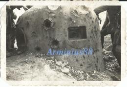 Ligne De Positions Défensives - Ligne Maginot - Cloche GFM Type B (cloche Guetteur Et Fusil-mitrailleur) - Krieg, Militär