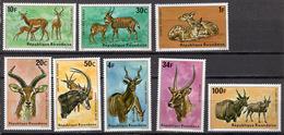 1975 - RUANDA - Catg.. Mi.  673/680 - NH - (CW1822.5) - Rwanda