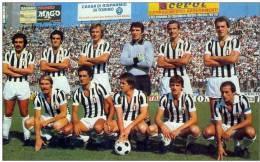ITALIA     SQUADRA     JUVENTUS      ANNI    70     FOTO   RIPRODUZIONE - Calcio