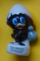 Fève - Caliméro 2004 - Caliméro Et Son Baluchon - Animaux