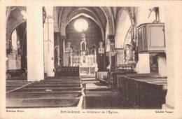 91 VERT LE GRAND Intérieur De L'Eglise - Vert-le-Petit