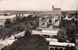 MAROC  PORT- LYAUTEY  L' Oued Sebou Et Les Docks Silos  ..... KENITRA - Autres