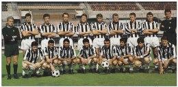 ITALIA     SQUADRA     JUVENTUS      ANNI   60 - Football