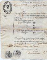 VP14.218 - Aude - SAINT - JEAN 1840 - Lettre Commerciale -  Mr Louis LAPORTE De CASTELNAUDARY - Balles Farines - 1800 – 1899