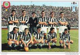 ITALIA     SQUADRA     JUVENTUS      ANNI   60 - Soccer