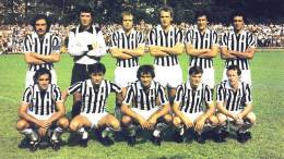 ITALIA     SQUADRA     JUVENTUS      ANNI   80 - Soccer