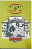 """Programme Théâtre Des Celestins Lyon 1963 Anita Morales Et Le Trio Segura """"Le Retour De La Famille Hernandez"""" - Programs"""