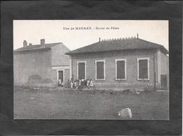 Vue De MAURAN - Ecole De Filles. - Francia
