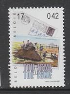 TIMBRE NEUF DE BELGIQUE - LE TOURISME N° Y&T 2871 - Vacances & Tourisme