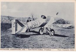 SAINT-CHRISTOL D ALBION - Cavalcade Albionnaise 1935 - France