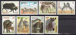 1984 - RWANDA - Catg.. Mi. 1283/1290 - NH - (CW1822.5) - Rwanda