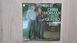 Chris Norman & Suzy Quatro - Stumblin'In - Vinyl-Single - Disco, Pop