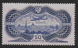 FRANCE - PA N° 15  *  Signé - Cote : 800 € - Airmail