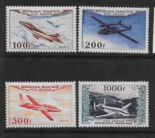 FRANCE - PA  Série 30 à 33 ** - Cote : 400 € - Airmail
