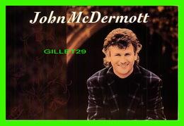SPECTACLE MUSIQUE -  JOHN McDERMOTT - JACK SINGER CONCERT HALL IN 1995 - GO CARD - - Musique Et Musiciens