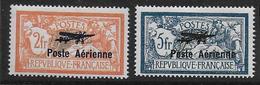 FRANCE - PA  Série 1 à 2 * - Cote : 500 € - Airmail