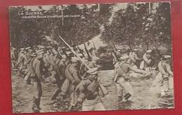 MILITARIA - GUERRE 1914-18 - INFANTERIE RUSSE TRAVERSANT UNE RIVIÈRE - 1915 - Guerra 1914-18