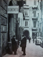 NAPOLI IMMAGINE DA CARTACEO D'EPOCA PICTURE OF VINTAGE PAPER - Altri