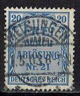 DR 1903 // Mi. 5 O (033203) - Service