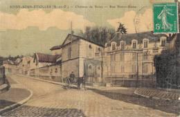 91  SOISY SOUS ETIOLLES Château De Soisy Rue Notre Dame - France