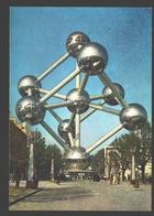 Brussel - Wereldtentoonstelling 1958 / Exposition Universelle / Expo 58 - Het Atomium - Mostre Universali
