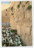 ISRAEL - AK 342459 Jerusalem - Wailing Wall - Israel
