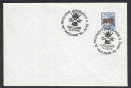 Chess, Yugoslavia Bjelovar 10.02.1979, Special Cancel On Envelope, Yugoslav Championship - Schaken